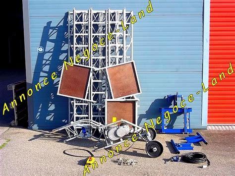leve tuile monte mat 233 riaux apache charge 150kg l 232 ve tuiles 20m max