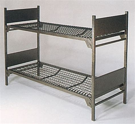 prison bunk bed prison bunk beds metal bunk bed iowa prison industries cyclonesue s prison bed or bottom bunk