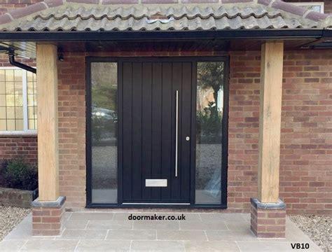 Black Contemporary Front Door Best 25 Black Front Doors Ideas On Entry Doors Black Door And Front Doors