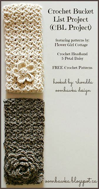 bits bobbles easy crochet lace headband pattern best 10 easy crochet headbands ideas on