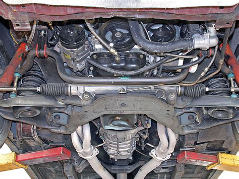 93 Mustang Auto To Manual Swap by S10 V8 Swap Guide Autos Weblog