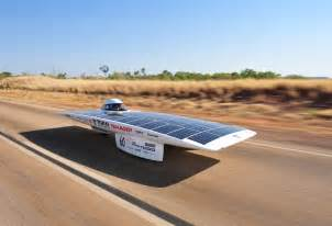 new solar car a car powered by its roof a new remake of designer henrik