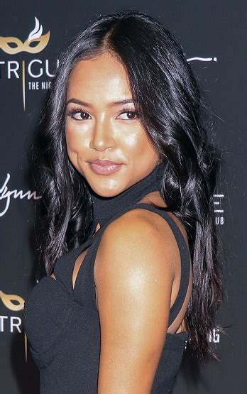 karruche tran hairstyle pictures hairstyles karrueche tran long curled sophisticated