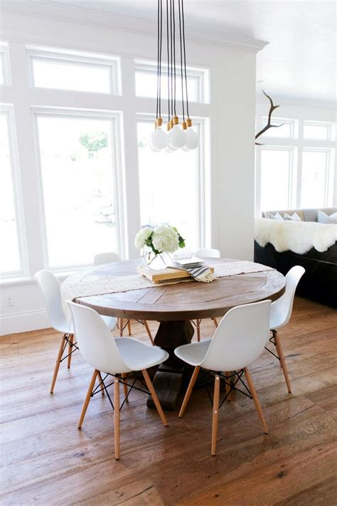 kitchen table furniture best 25 eames dining ideas on pinterest small round