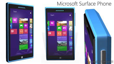 Microsoft Phone surface phone concept phones