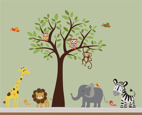 jungle nursery wall stickers 224 best images about boys wall decals on trees vinyls and vinyl wall