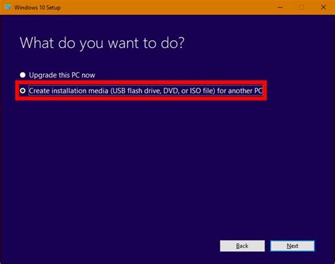 install windows 10 to flash drive how to install windows 10 on a usb drive with microsoft s