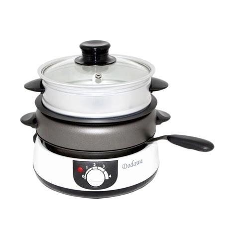 Memasak Hotpot Mania Mainan Memasak alat masak multifungsi 8in1 dodawa dd 2180 okemania