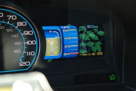 electric and cars manual 2011 ford fusion instrument ford hybrid goes 1 445 miles on one tank wired
