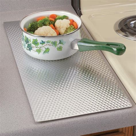 Dining Room Table Tops by Non Slip Counter Mat Non Slip Kitchen Mat Miles Kimball