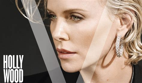 Mag Cover Fashion Faceoff Charlize Vs Kate by Franco Interviews Charlize Theron For V Magazine