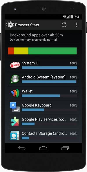 system memory android is android 4 4 worth buying a new phone make tech easier