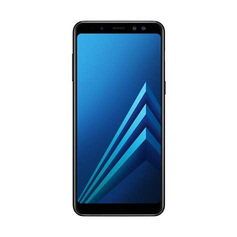Harga Samsung A8 2018 Sekarang jual samsung galaxy a8 2018 black harga