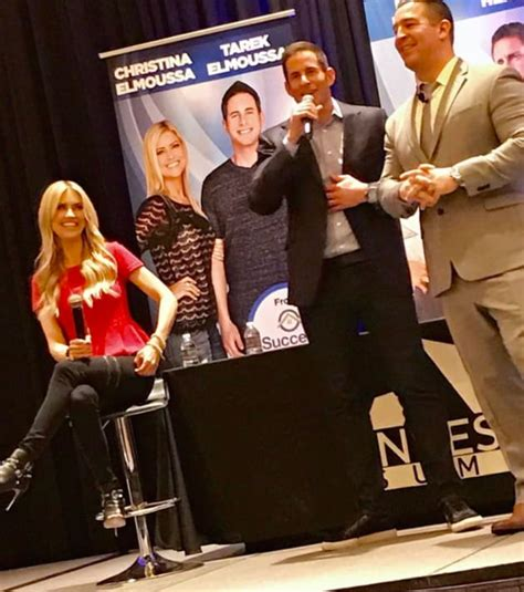 the el moussa s are back together for filming christina and tarek el moussa reunite for first time since