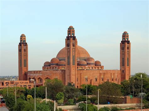 bahria town pakistan grand jamia mosque lahore
