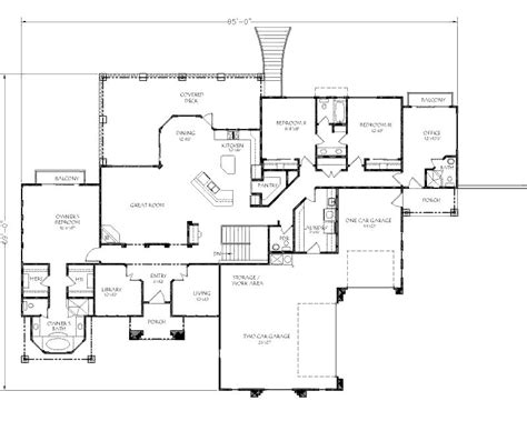 6 bedroom house floor plans 6 bedroom house plans page 10