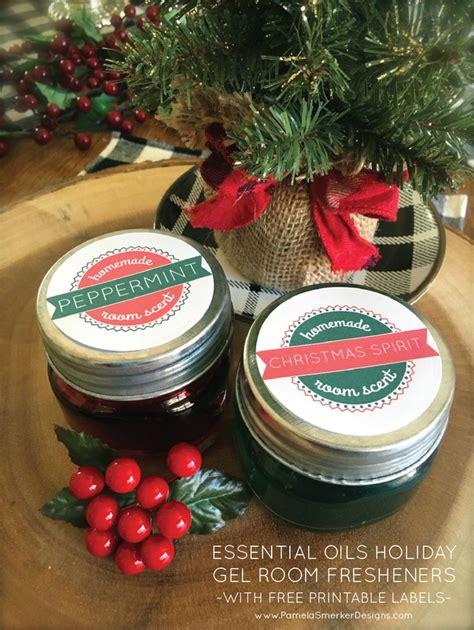 room freshener recipe 12 days of gifts gel room freshener recipe free diy printable labels