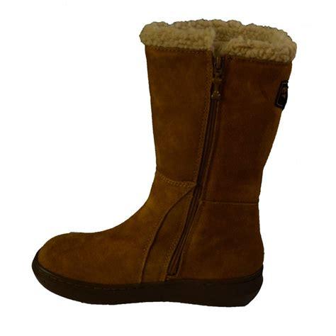 rocket boots womens rocketdog rocket new slope suede chestnut f7 womens boots all sizes rocketdog