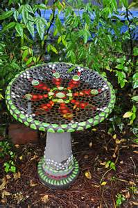colorful bird baths colorful bird bath flickr photo
