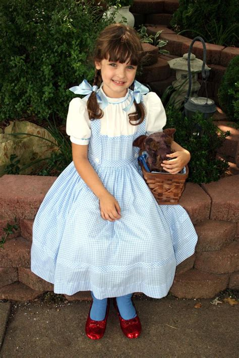 Handmade Dorothy Costume - authentic reproduction dorothy costume dress custom child size