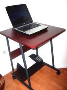 Small Laptop And Printer Desk Computer Desktop Table