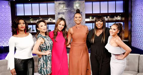 The Real Com Giveaways - the real a daytime talk show with co hosts adrienne bailon loni love tamera