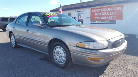 2002 buick lesabre limited 2002 buick lesabre limited 4dr sedan in fallon nv sand
