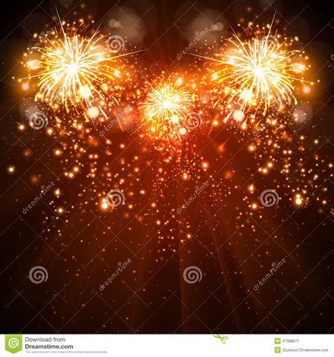 new year celebration happy new year celebration background fireworks stock