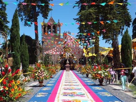 dias de fiesta en mexico fiestas patronales en el municipio de san mateo atenco en