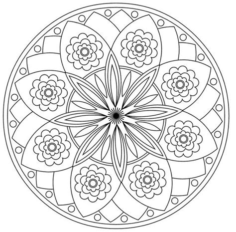 cute mandala coloring pages coloring cute coloring pages and mandalas on pinterest