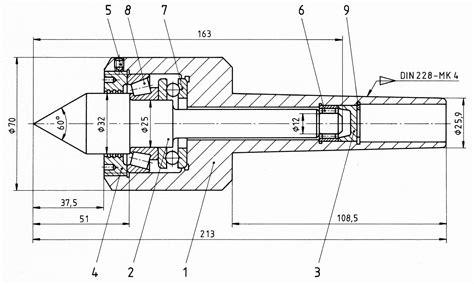 schnitt technische zeichnung ausbildung zum technischen produktdesigner an der johannes