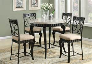 white dining table persons