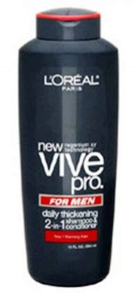 buy l oreal vive pro for daily thickening shoo pack of 2 at low prices in l oreal vive pro for daily thickening shoo