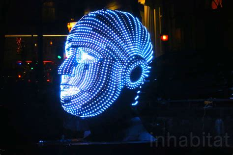 lights festivals amsterdam s annual light festival sets the city aglow with