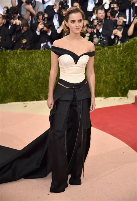 emma watson gown emma watson at the 2016 met gala in pant dress lainey