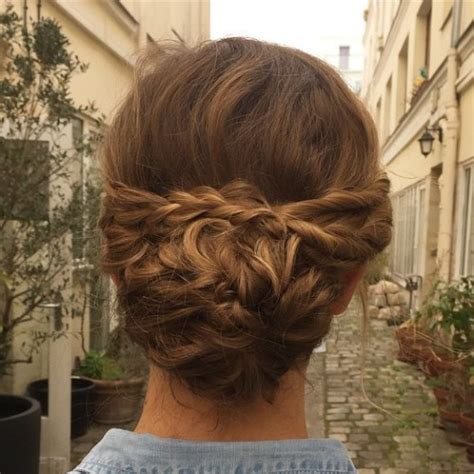 Wedding Updos Braided Bun by 40 Best Wedding Hairstyles That Make You Say Wow