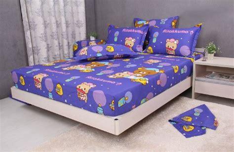 rilakkuma bed galleon cliab rilakkuma bedding full 100 cotton duvet