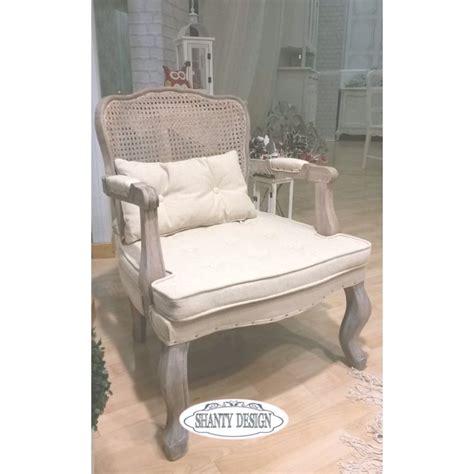 poltrone stile provenzale poltrona vienna shabby chic sedie
