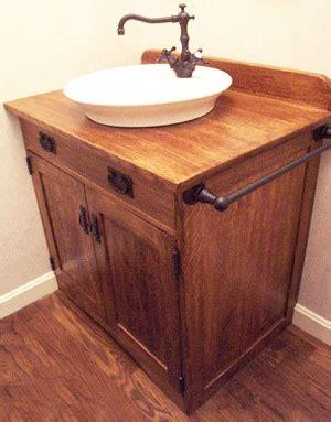 mission style bathroom mission style bathroom vanity bathroom vanities pinterest vanities powder room