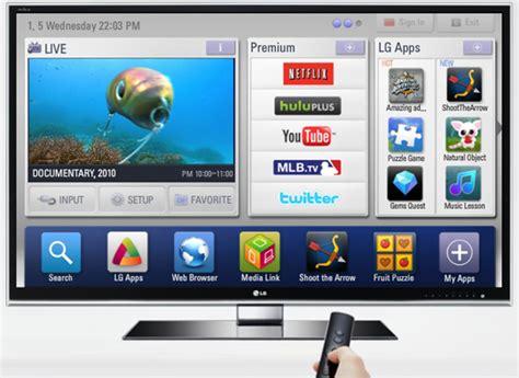best smart tv 2013 top 10 gadgets 10 lg s smart tv