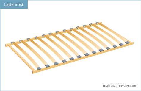 seitenschläfer matratze test lattenrost test stiftung warentest stiftung warentest