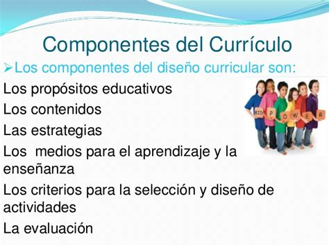 Diseño Curricular Educativo Dominicano Diapositivas Curriculo