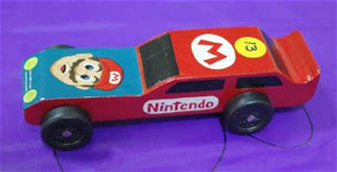 pinewood derby mario bros bullet images frompo