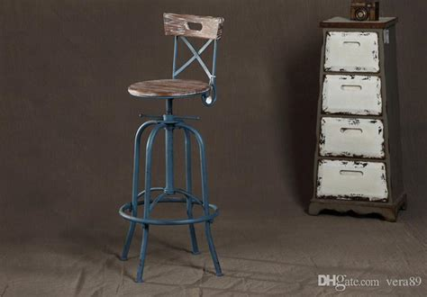 Wrought Iron Bar Table And Stools by 2018 Industrial Loft Style Wrought Iron Bar Stools Wood