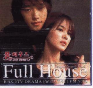 full house ost doramas 187 doramas