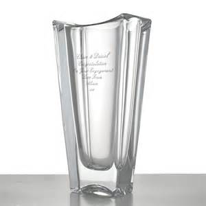 engraved okinawa vase personalised by