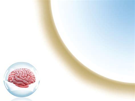 brain powerpoint template brain world powerpoint templates aqua cyan brown