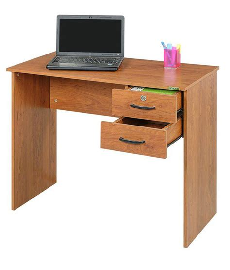 study table for 2 zuari study table two drawers with finish matrix