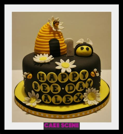 bumble bee cake cakecentral