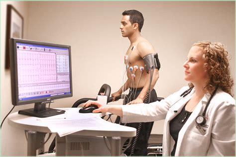 test stress target rate for exercise stress test